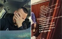 Strapo posúva vydanie albumu o 7 dní. Ako kompenzáciu odhaľuje zadnú stranu coveru, kde nájdeme Separove, Molochove aj Čistého meno