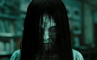 Strašidelné japonské filmy Kruh a Nenávisť sa spoja v hrozivom horore