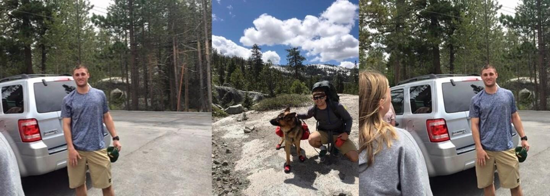 Strateného turistu zachránil nápis HELP z lepiacej pásky. Na kameni si ho po dňoch pátrania všimla helikoptéra