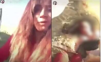 Streamovala smrť vlastnej sestry. Mladá Američanka pod vplyvom havarovala s autom, no živý prenos nevypla