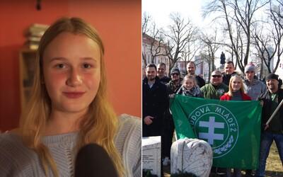 Stredoškoláčka Lívia pobúrila xenofóbnymi vyjadreniami Slovensko