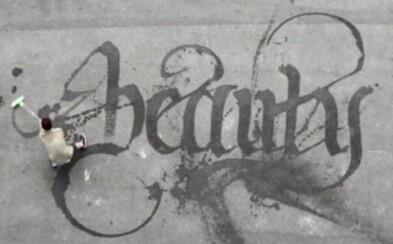 Street art, ktorý mizne v priebehu niekoľkých minút