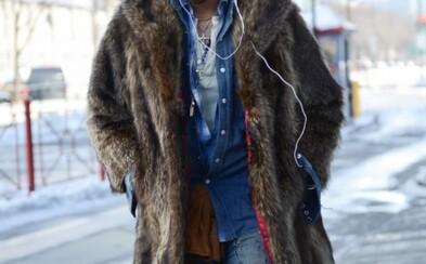 Street Style alebo to najlepšie z ulíc počas New York Fashion Week #4