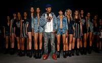 Street Style z Fashion Weeku NYC na čele s Pharrellom, Rihannou a Yoko Ono