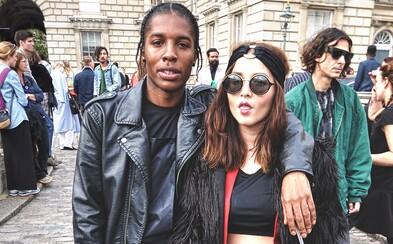 Street Style z londýnskeho Fashion Weeku očami slovenskej blogerky
