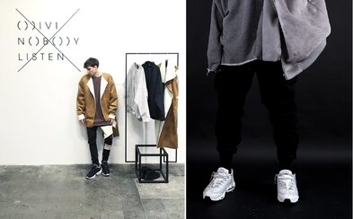 Streetwear vs. high fashion z kolekce ODIVI x NobodyListen