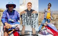 Streetwearový gigant Palace Skateboards predstavuje jarnú kolekciu na záberoch z lookbooku