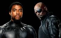 Stretnutie Furyho a T'Challu sa možno stane skutočnosťou už v Black Panther 2. Záujem o návrat do MCU hlási aj Killmonger