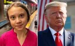 Stretnutie s Donaldom Trumpom by bola strata času, tvrdí Greta Thunberg. Nemá v pláne vysvetliť mu, o čom je klimatická kríza