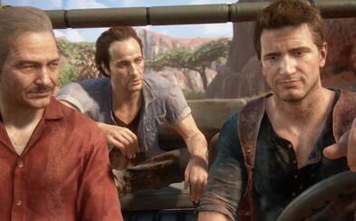 Strhujúci a graficky revolučný herný zážitok menom Uncharted 4 nás vo finálnom traileri ohuruje len pár dní pred vydaním