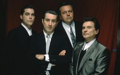 Strhujúci gangsterský epos Goodfellas od Martina Scorseseho je jedným z najlepších mafiánskych filmov všetkých čias