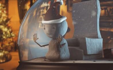 Študent vytvoril prepracovanú vianočnú reklamu, o ktorej si ľudia mysleli, že pochádzala od Johna Lewisa. Bol to pritom iba školský projekt