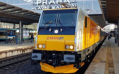 Študenti sa do Prahy dostanú vlakom už od 3 €. RegioJet od začiatku semestra zavedie lákavé zľavy