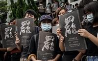 Studenti v Hongkongu bojkotují školu. Přidali se k protivládnímu protestu