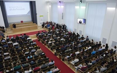 Studentský projekt Lidé z Praxe přináší na Mendelovu univerzitu množství úspěšných jedinců, aby se podělili se svými zkušenostmi
