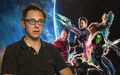 Studio Disney definitivně potvrdilo vyhazov Jamese Gunna z Guardians of the Galaxy 3