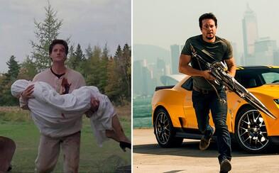 Štúdio Paramount hlási premiéru Kingovho hororu Pet Sematary aj bláznivej romantickej komédie v podaní Marka Wahlberga a Rose Byrne