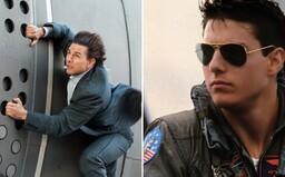 Štúdio Paramount ohlásilo zdržanie premiéry filmov Top Gun: Maverick a Mission: Impossible
