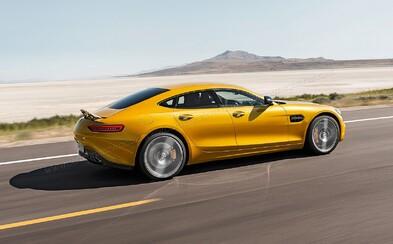 Čtyřdveřové AMG GT? Ano, už v Ženevě poznáme předobraz zcela nového rivala Panamery!