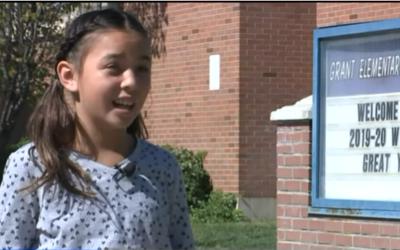 Štvrtáčka odmietla vyriešiť domácu z matematiky, mala porovnať váhu troch dievčat v jej veku. Je to drzé a urážajúce, povedala