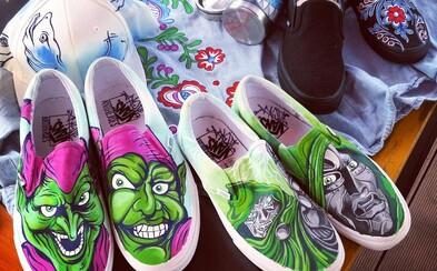 Štvrtok v Bratislavskom Footshope prináša workshop o custom oblečení a limitovanú edíciu ponožiek Stance