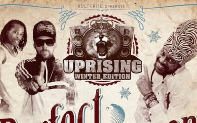 Štvrtý ročník Uprising Winter Edition