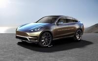 Štvrtým sériovým modelom od Tesly bude Model Y. Kedy príde, je otázne, vyzerať však môže aj takto!