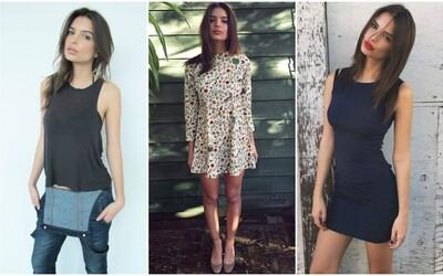 Styl celebrit aneb jak se oblékají známí lidé #5: Emily Ratajkowski