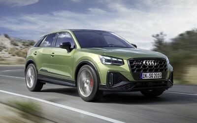 Štýlový crossover od Audi má 300 koní a akceleráciu na stovku zvládne pod 5 sekúnd