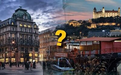 Sú Bratislava a Viedeň naozaj najbližšie hlavné mestá na svete?