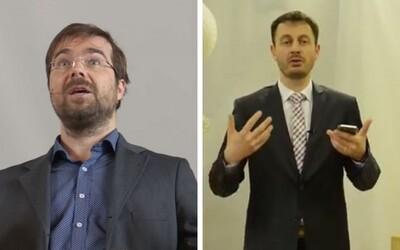 Sú Marek Krajčí a Eduard Heger v extrémistickom náboženskom spoločenstve? Zisťovali sme, či je nebezpečné pre demokraciu