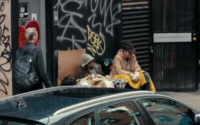 Sú pre nás bezdomovci neviditeľnými?