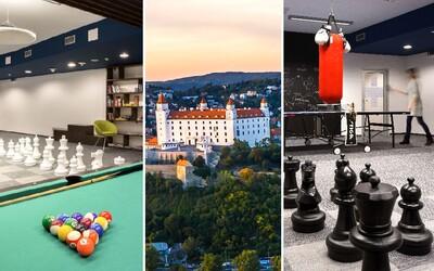 Sú toto najlepšie pracovné priestory na Slovensku? V Adiente je štart práce veľmi jednoduchý