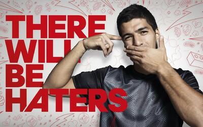 Suarez, Bale, Rodriguez a Benzema ve filmu adidas #therewillbehaters