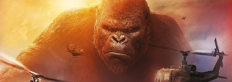 Súboj Godzilly s Kongom je už natočený. Veľkolepý stret monštier dorazí na plátna kín v roku 2020