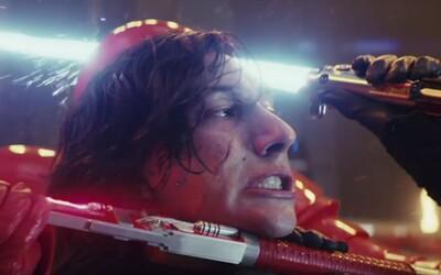 Súboj Kylo Rena a Rey proti prétoriánskej garde očaril aj najväčších kritikov The Last Jedi. Vychutnajte si ho teraz vo vysokom rozlíšení