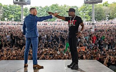 Súboj McGregor vs Mayweather uvidíš v priamom prenose aj na Slovensku!