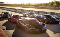 Súboj piatich najúchvatnejších automobilov súčasnosti naznačuje víťazstvo Porsche 918 Spyder