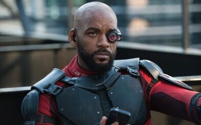 Suicide Squad 2 čaká oneskorenie kvôli rozrobeným projektom Willa Smitha