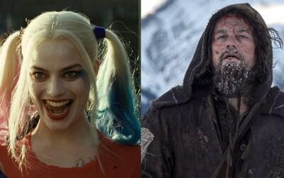 Suicide Squad má rovnaký počet Oscarov ako Leo DiCaprio a internet z toho poriadne šalie