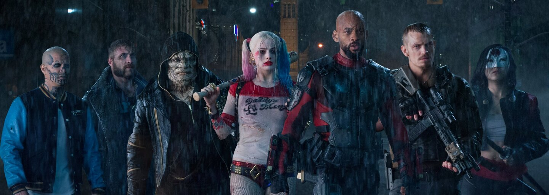 Suicide Squad má stejný počet Oscarů jako Leo DiCaprio a internet z toho pořádně šílí