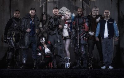 Suicide Squad sa odhaľuje na čele s Deadshotom Willa Smitha. Kde je Joker?