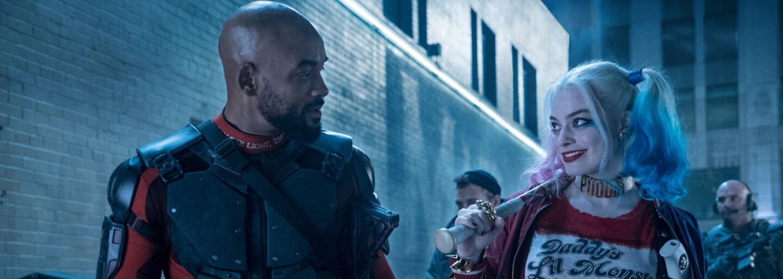 Suicide Squad si už po pár dňoch odnáša z kín vyše pol miliardy dolárov. Zarobí viac ako Batman v Superman?