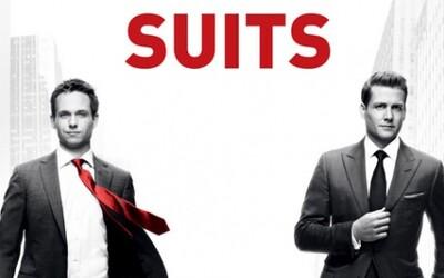 Suit up! Sleduj teaser na ďalšie časti Suits