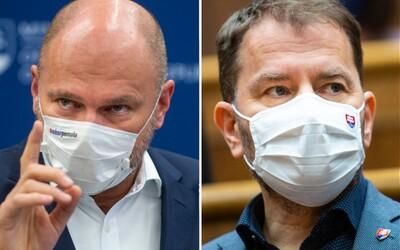 Sulík obvinil z obetí Igora Matoviča a Mareka Krajčího, opatrenia označil za absurdné