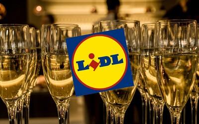 Šumivé víno za 240 korun z Lidlu vyhrálo ocenění jako jedno z nejlepších na světě. Dostalo se i mezi prémiové šampaňské s mnohem vyšší cenou