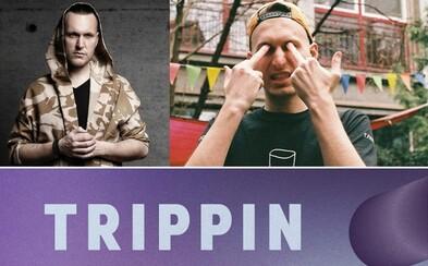 Supa a Gleb odpália Dole nový klubový večer Trippin!