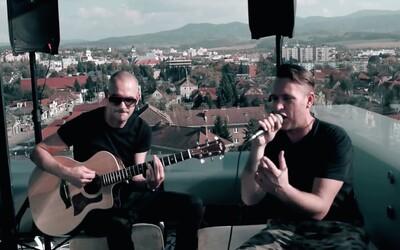 Supa a Jožiš Bengerer predstavujú Labuť v unplugged videu
