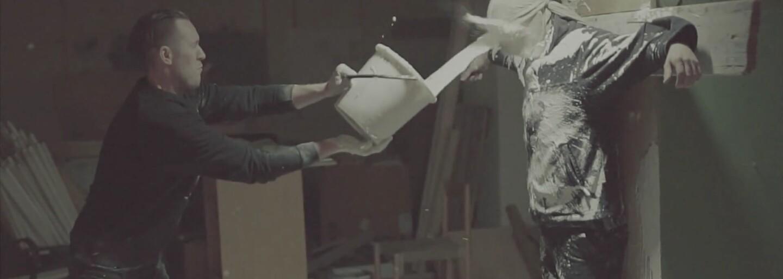 Supa predstavuje klip na Čierne dni z rovnomenného albumu