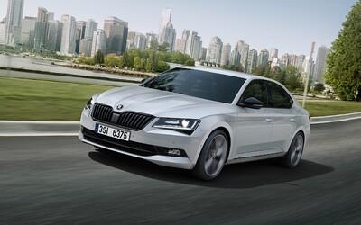 Superb RS nevznikne, Škoda však do Frankfurtu privezie športovo strihnutú verziu SportLine